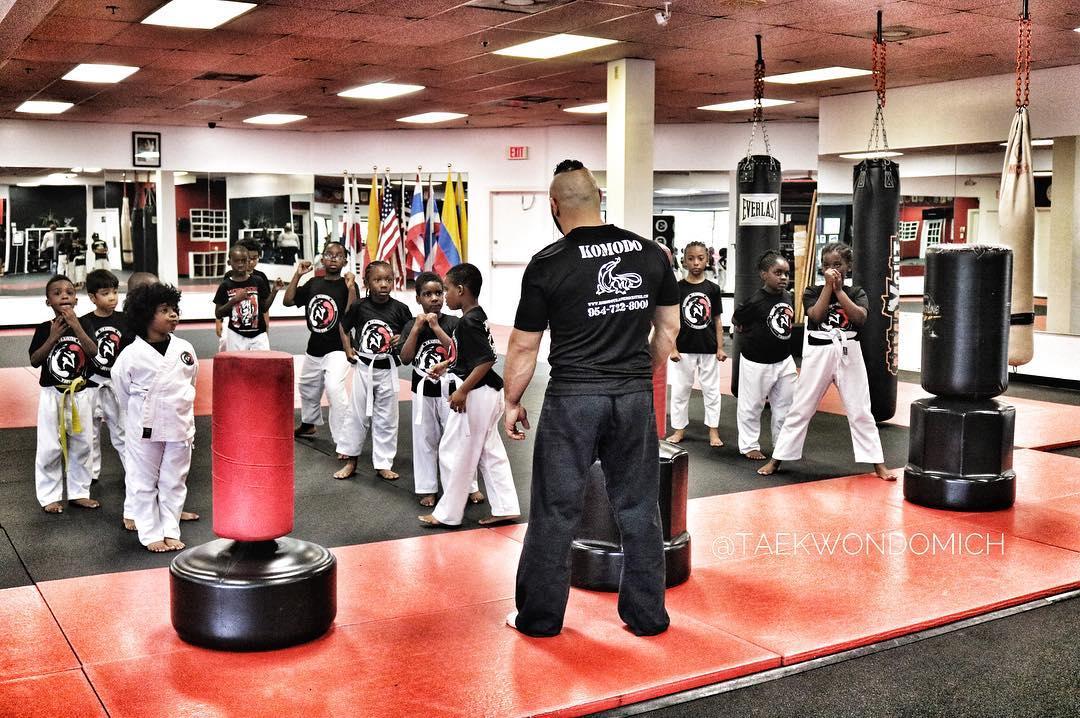 After School Program Komodo Training Cen