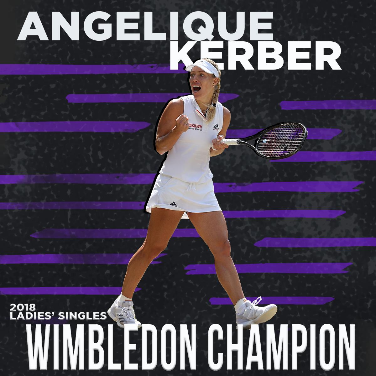 Wimbledon Winner