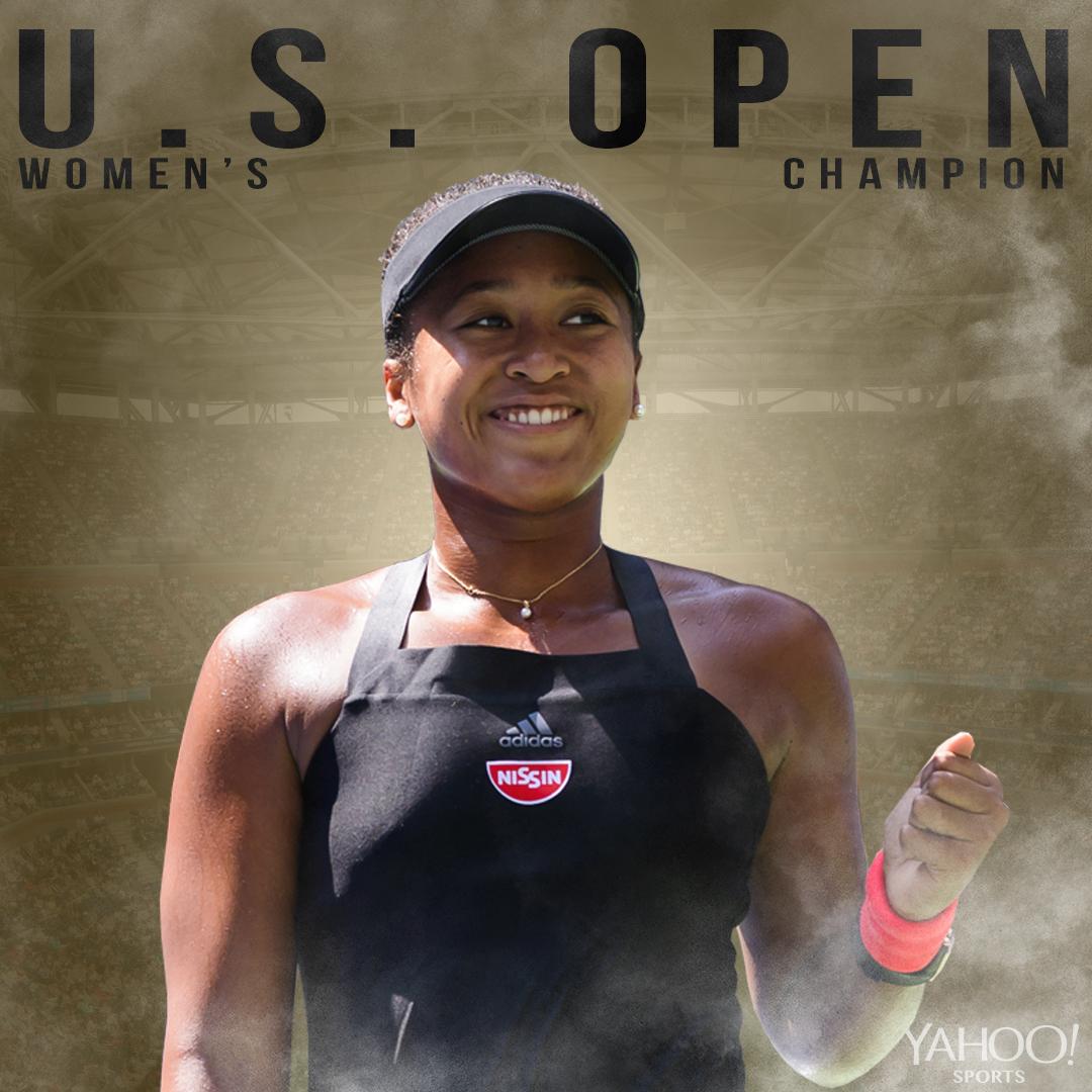 U.S. Open Winner