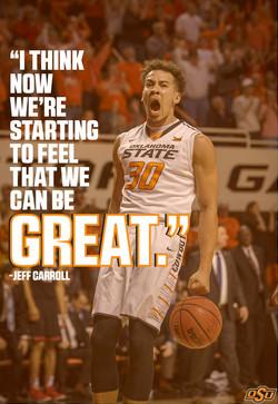 OSU Men's Basketball Quote