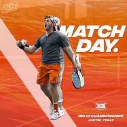 OSU Men's Tennis Match Day