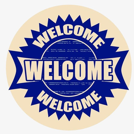 A huge welcome to our new clients!