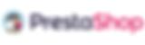 prestashop logo for integration