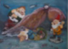 Octopus's Garden Gnomes
