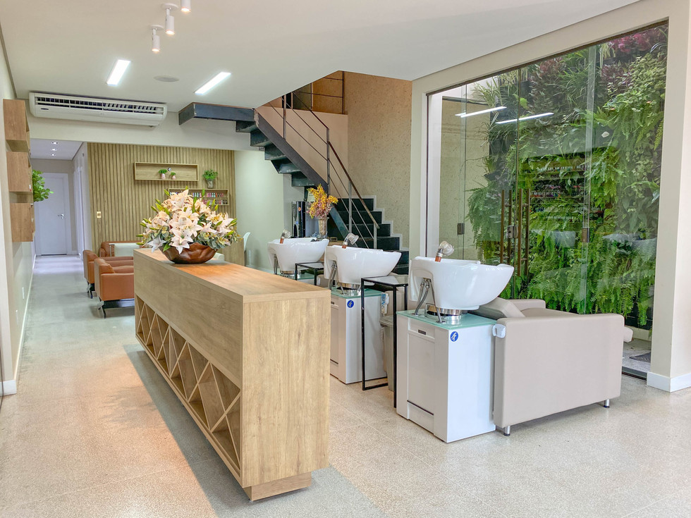 Capitani Beauty - Jessica Nunes Arquitetura e Interiores