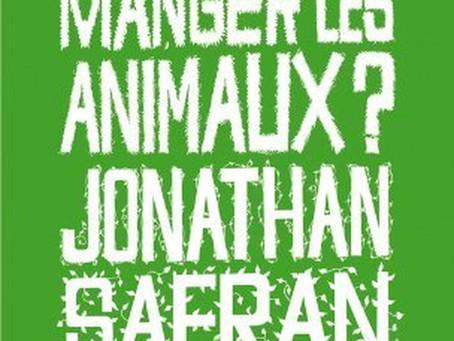 Conseil de lecture turbinesque #4 : Faut-il manger les animaux?