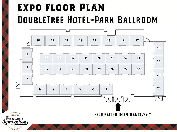 Holistic Symposium 2019 Expo Floorplan.J