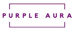 Purple Aura Business Images Logo