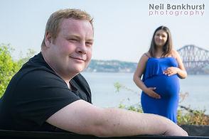 Husband and Wife Pregnancy Photo