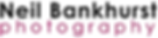 Neil Bankhurst Photography Logo - Portrait Photography