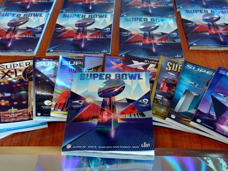 Hazen Paper of Holyoke's holographic handiwork makes 16th straight Super Bowl appearance