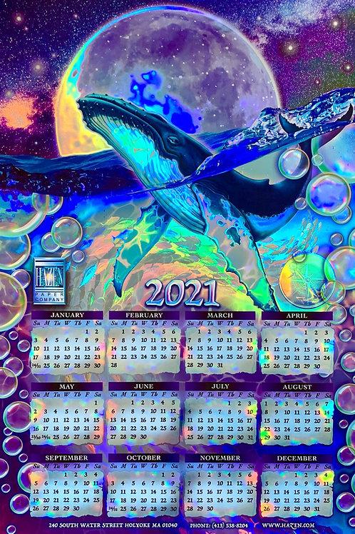 2021 MOONLIGHT DIVE CALENDAR