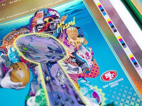 Hazen Paper Co., maker of holographic images for Super Bowl programs, expands, hires in Holyoke