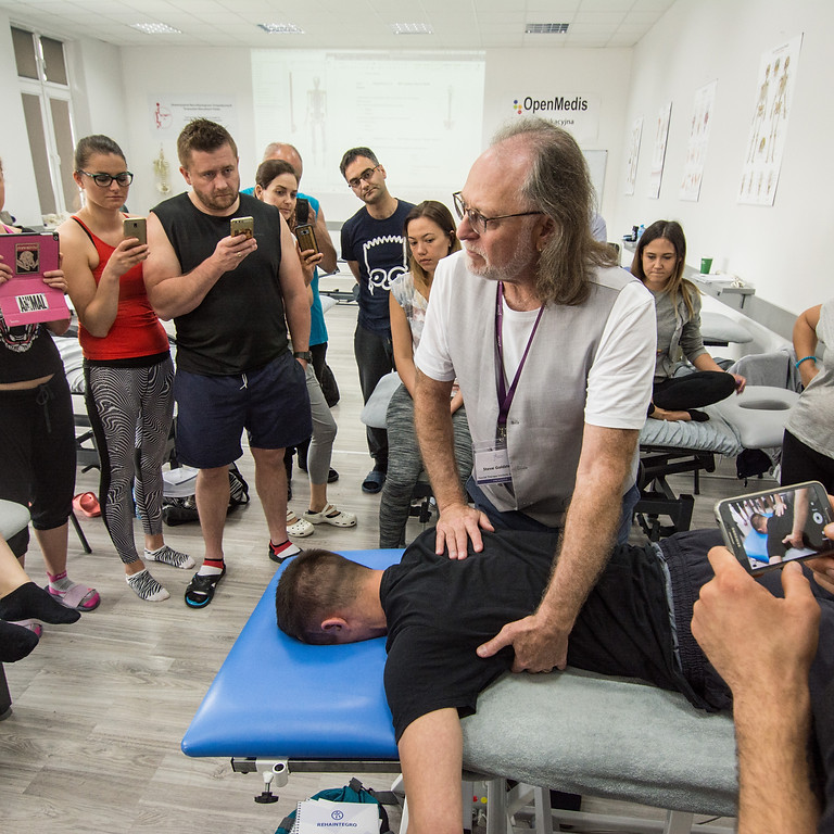 Massage & Myotherapy Australia FT Approach for the Spine, Scapula & Thorax