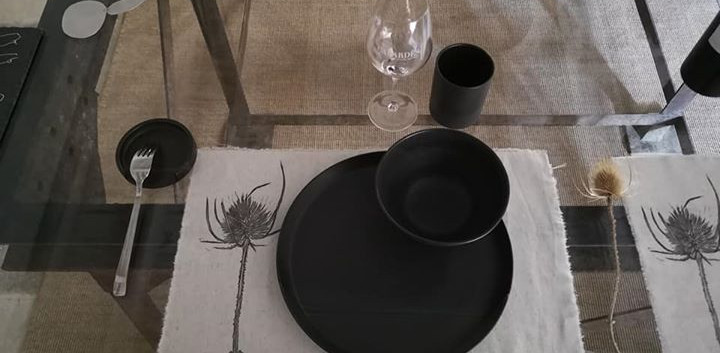 Set de Table Chardon
