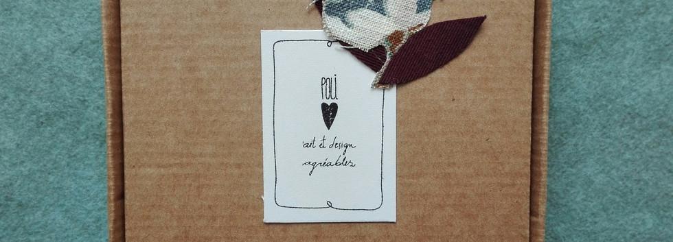 Packaging Mon coeur bat fort