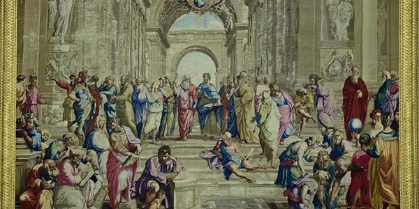 The School of Athens tapestry.jpg