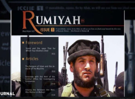 Stabbing Jihad - eine neue Bedrohung!?