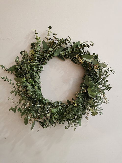Couronne D'Eucalyptus / Eucalyptus Wreath