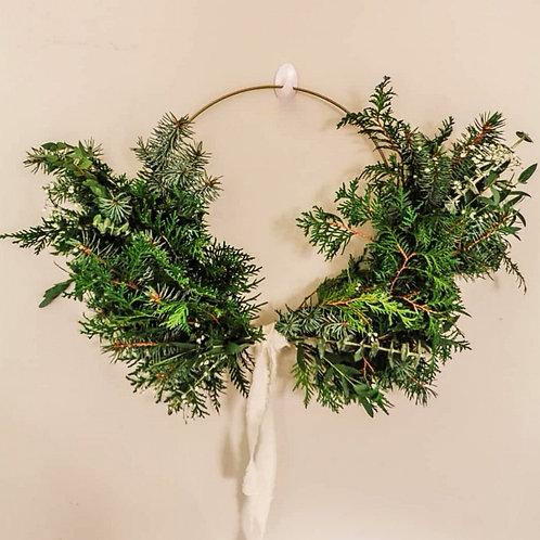 Couronne Hivernale / Winter Wreath