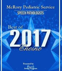 Best of Encino Award
