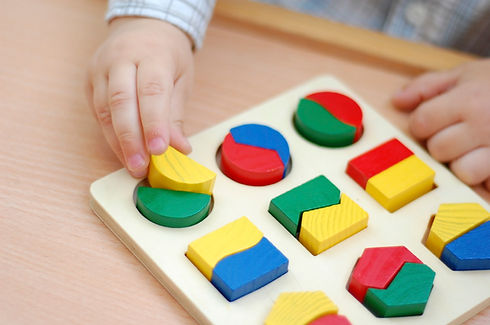 McRory Pediatrics - Early Intervention