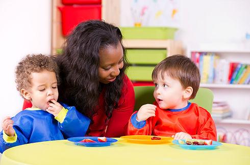 McRory Pediatrics - Feeding Clinic