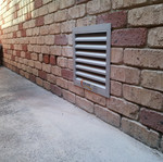 subfloor grill