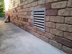 Sub floor grill