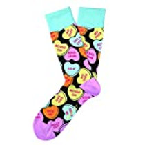Two Left Feet Socks - Bitter Sweet - Medium / Large Size