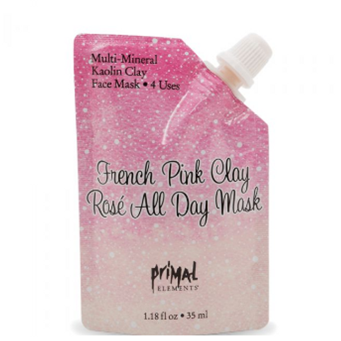 Face Mask - FRENCH PINK CLAY ROSÉ ALL DAY MASK