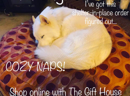 Shop from home with The Gift House