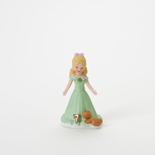 Grow Up Girls Blonde Age 7 ..... by Enesco