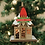 Thumbnail: Northern Lights Electric Company ..... Ginger Cottages Figurine / Ornament