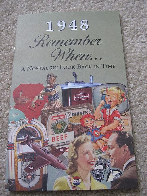 1948 Remember When Kardlet