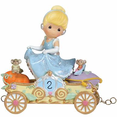 Disney Birthday Parade Bibbidi,  Boo – Now You're Two! - Cinderella Age 2