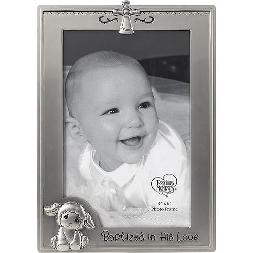 Baptism Photo Frame