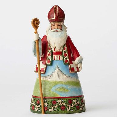 Swiss Santa