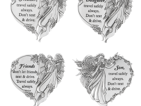 Guardian Angel Visor Clips