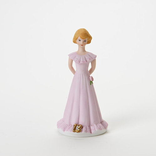 Grow Up Girls Blonde Age 13 ..... by Enesco