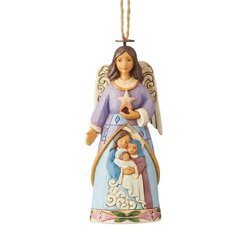Nativity Angel Ornament
