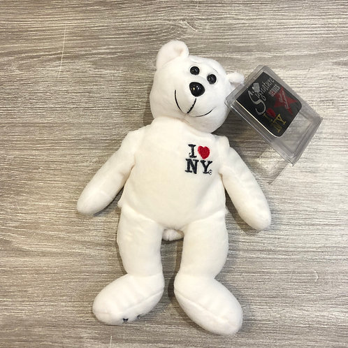 Plush Collecticritter Limited Edition Bear ..... I (Heart) New York
