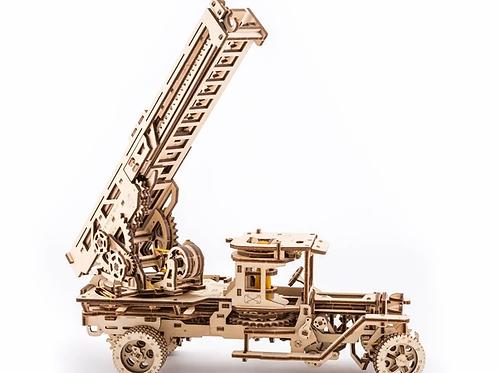 Ugears Fire Ladder ........ Wood Model Kit