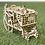 Thumbnail: Ugears Tractor ........ Wood Model Kit