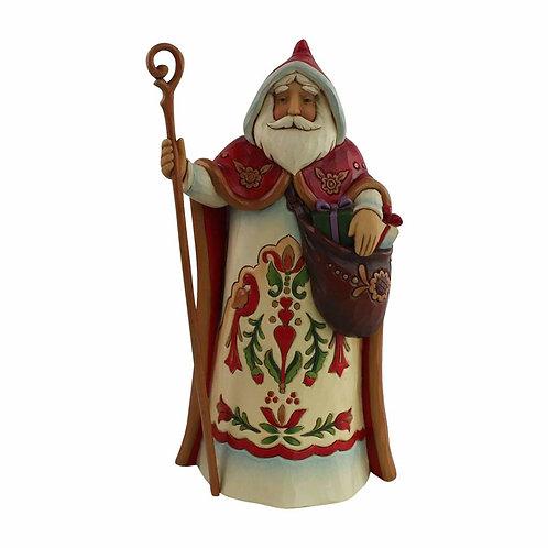Austrian Santa