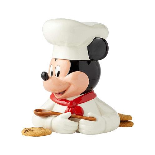 Chef Mickey Cookie Jar