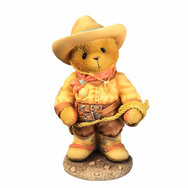 Roy,     I'm Your Country Cowboy      ......    Cherished Teddies