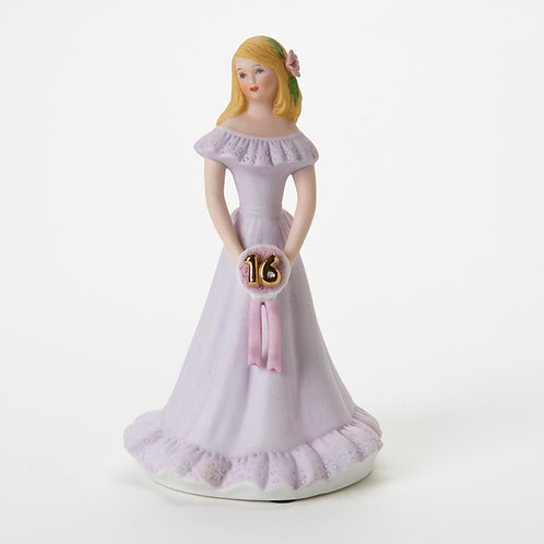 Grow Up Girls Blonde Age 16 ..... by Enesco