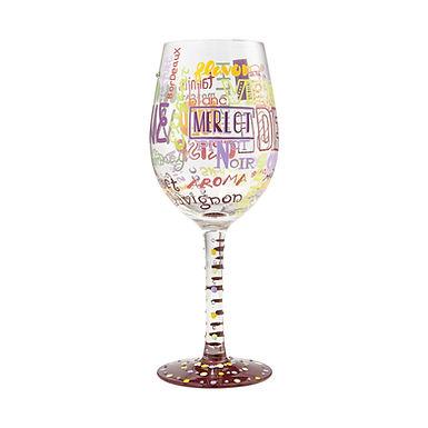 My Type of Wine Wine Glass