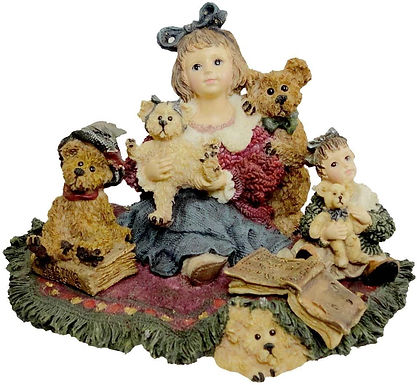Kelly and Company ..... The Bear Collector       (Limited Edition)